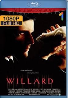 Willard (2003) [1080p BRrip] [Latino-Inglés] [LaPipiotaHD]