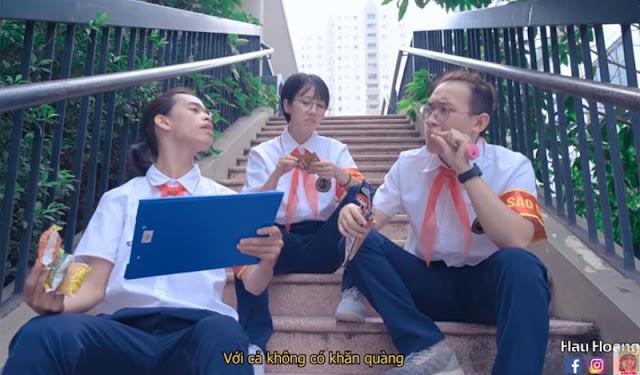 'Sao đỏ' quyền lực như thế nào trong vụ học sinh bị đuổi ra khỏi trường giữa trưa nóng?