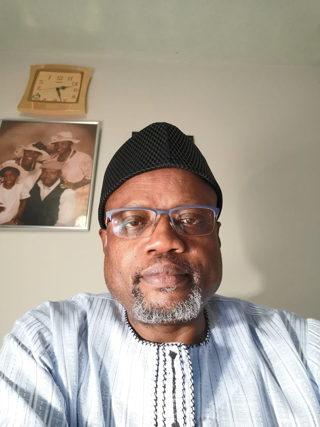 Breaking... THE PDP AND APC DESECRATED OUR TRADITIONAL INSTITUTION- Press release by NCP gubernatorial candidate in Edo state,Pastor Peters Omoragbon