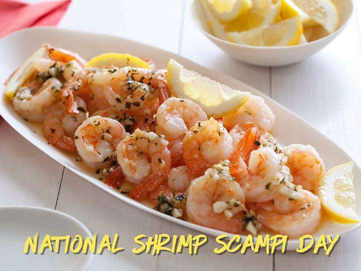 National Shrimp Scampi Day Wishes Pics