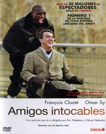 Amigos Intocables (2011) [BRrip 720p] [Latino] [Comedia]