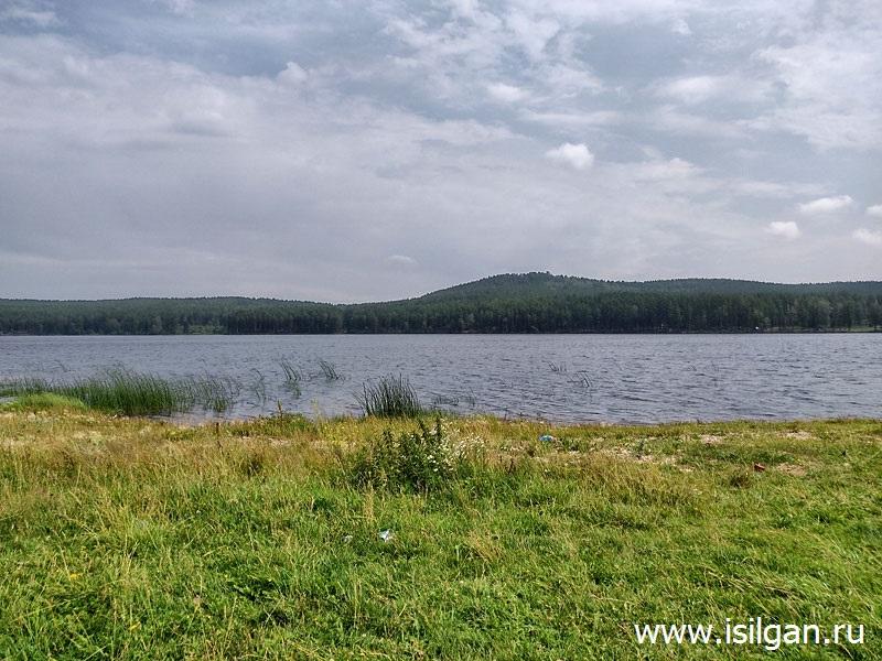 Озеро Калкан. Республика Башкортостан