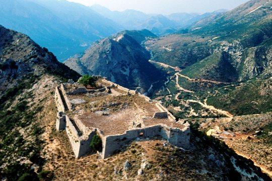 """""""1821 – Η Ελληνική Επανάσταση"""": Γυρίσματα σε αρχαιολογικούς χώρους της Θεσπρωτίας"""