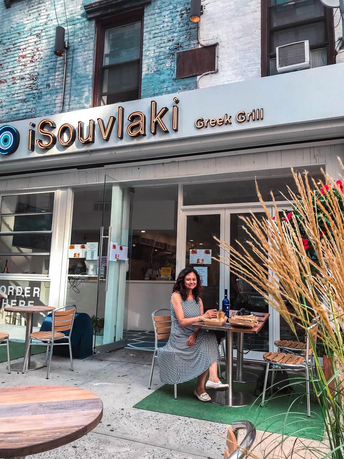 iSouvlaki Greek Restaurant