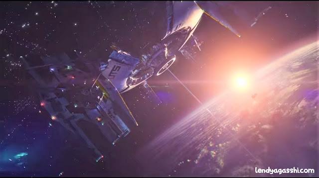 Sinopsis Space Sweepers : Song Joong Ki