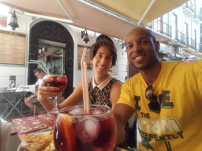 Lunch on Calle Navas