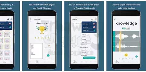 4 تطبيقات اندرويد لتعلم تحدث الانجليزية باحتراف