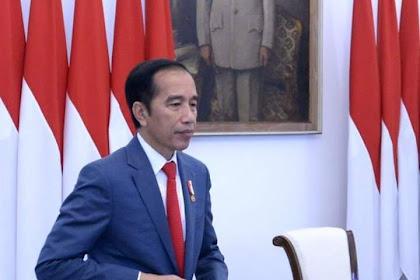Rapat Terbatas Melalui Video Conference mengenai Mitigasi Dampak COVID-19 Terhadap Sektor Ketenagakerjaan, 30 April 2020, di Istana Merdeka, Provinsi DKI Jakarta