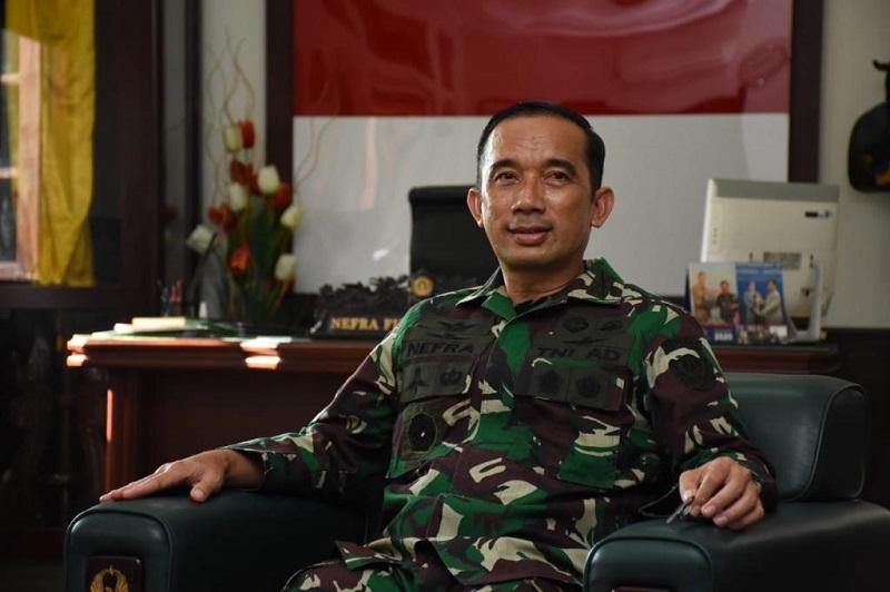Akun Palsu CORENG TNI AD