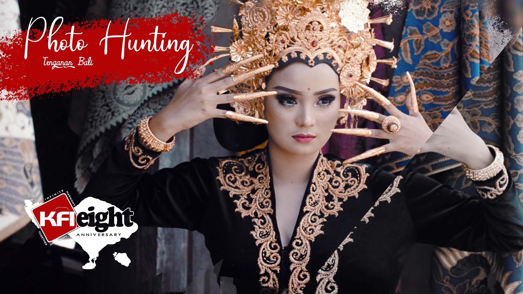KFI 8 Anniversary Photo Hunting - Tenganan Pegringsingan - Bali