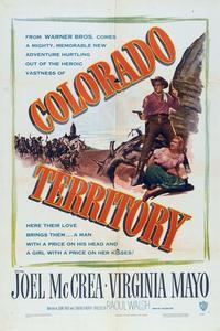 Poster Colorado Territory
