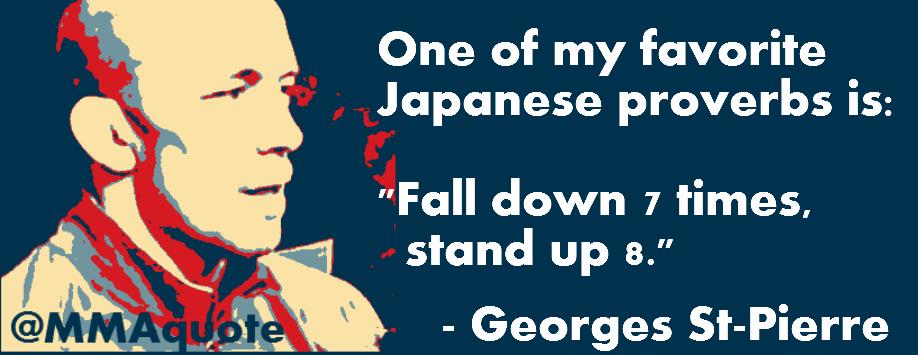 Fall Down Seven Times Japan