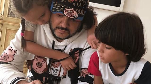 Подросли-то как! В сети обсуждают фотографии Филиппа Киркорова с детьми