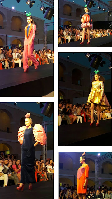 Malta fashion week 2018, Mercedes-Benz Fashion week Malta 2018, Agatha Ruiz de la Prada
