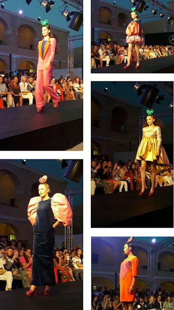 Malta fashion week 2018, Mercedes-Benz Fashion week Malta 2018, Agatha Ruiz de la Prada