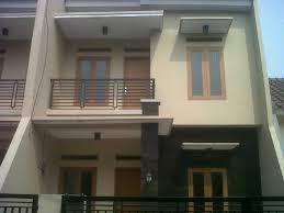 Rumah Sewa Di Medan Model Minimalis Lantai 2