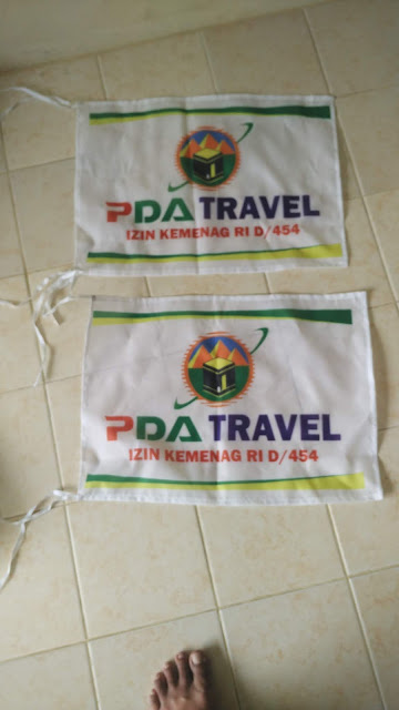 Bendera PDA Travel