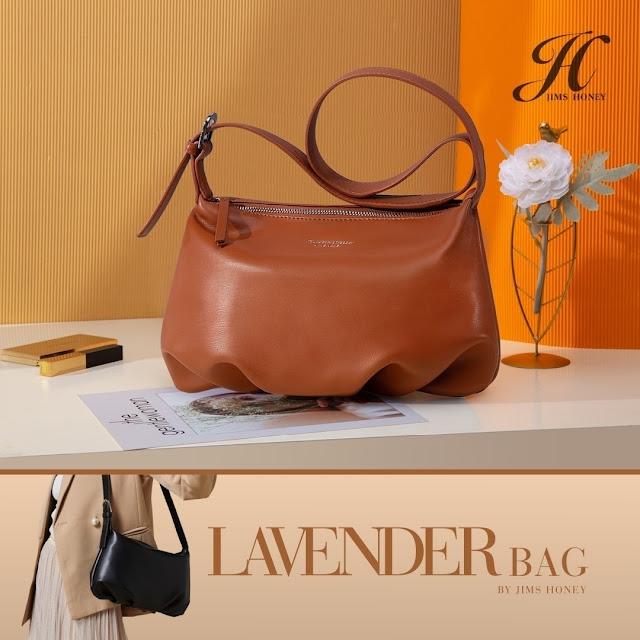 JIMS HONEY LAVENDER BAG