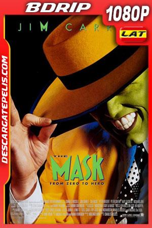 La máscara (1994) 1080p BDrip Latino – Ingles