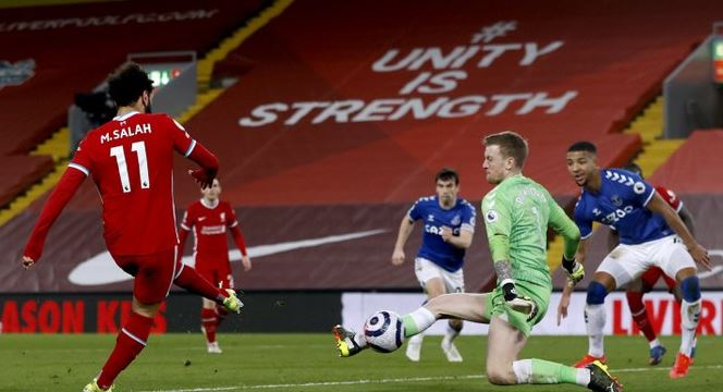 Liverpool vs Everton 0–2 Highlights
