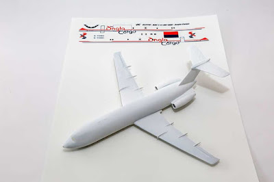 SL472R BAC 1-11-487 GHF Freighter picture 2