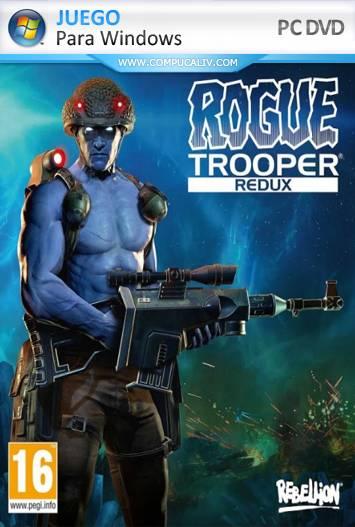 Rogue Trooper Redux (2017) PC Full Español