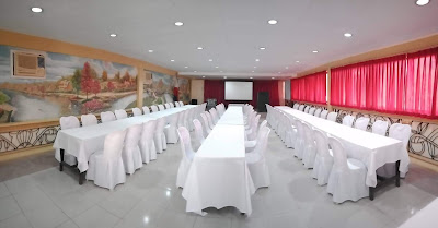 conference hall lucena seminar