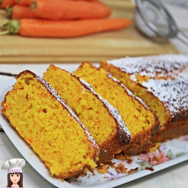 plumcake-alle-carote-e-mandorle