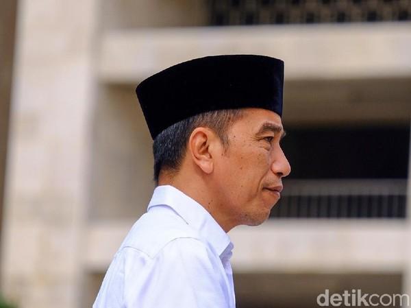 Sikap Politik Jokowi: UUD '45 Amandemen I Masterpiece Demokrasi-Reformasi