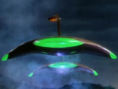 Las naves marcianas en La guerra de los mundos 1953 - Cine de Escritor