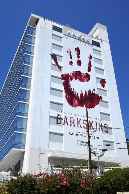 Barkskins series premiere billboard