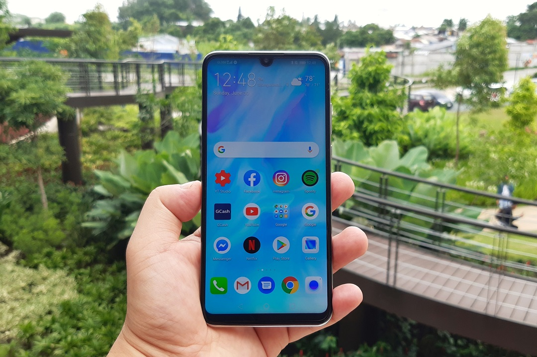 Huawei P30 Lite Review: 6.15-inch 19.3:9, FHD+ display