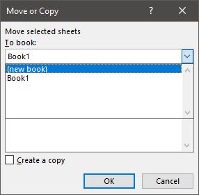 Menggabungkan Sheets pada Microsoft Excel Menjadi Satu File