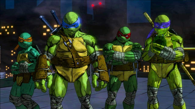 TMNT: Mutants in Manhattan PC Full Español