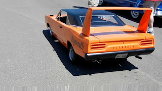 A Mini Version of Plymouth Roadrunner Superbird 07