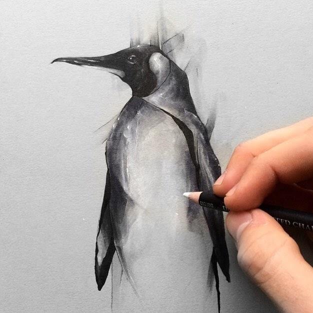 10-Penguin-SW-Whiteside-www-designstack-co