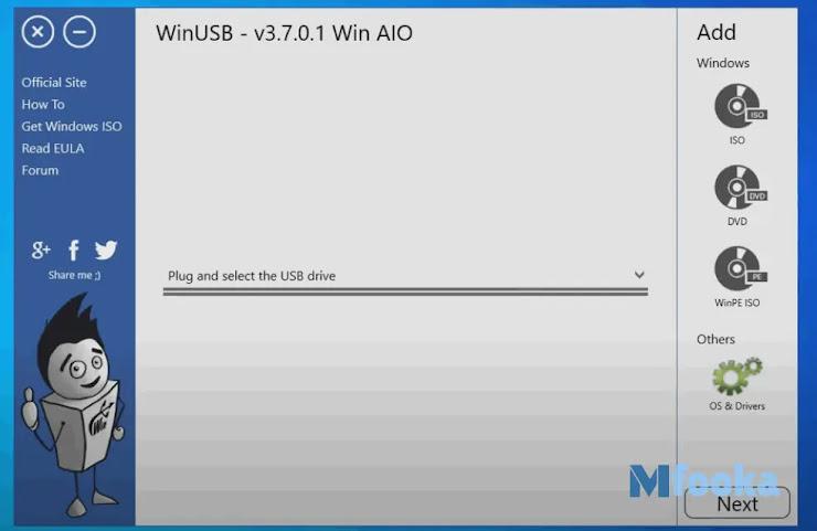 شرح حرق اكثر من نسخة ويندوز مختلفة على فلاشة واحدة xp او 7 او 8 او 8.1 او 10