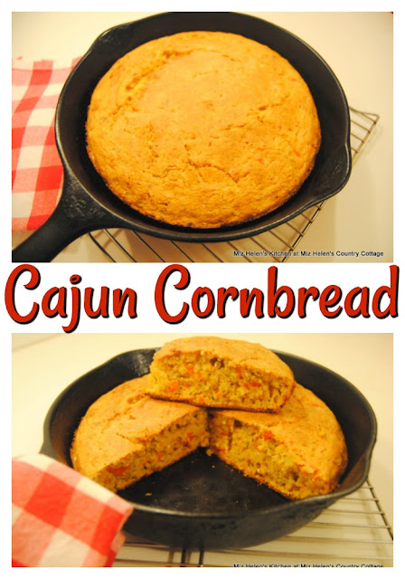Cajun Cornbread at Miz Helen's Country Cottage