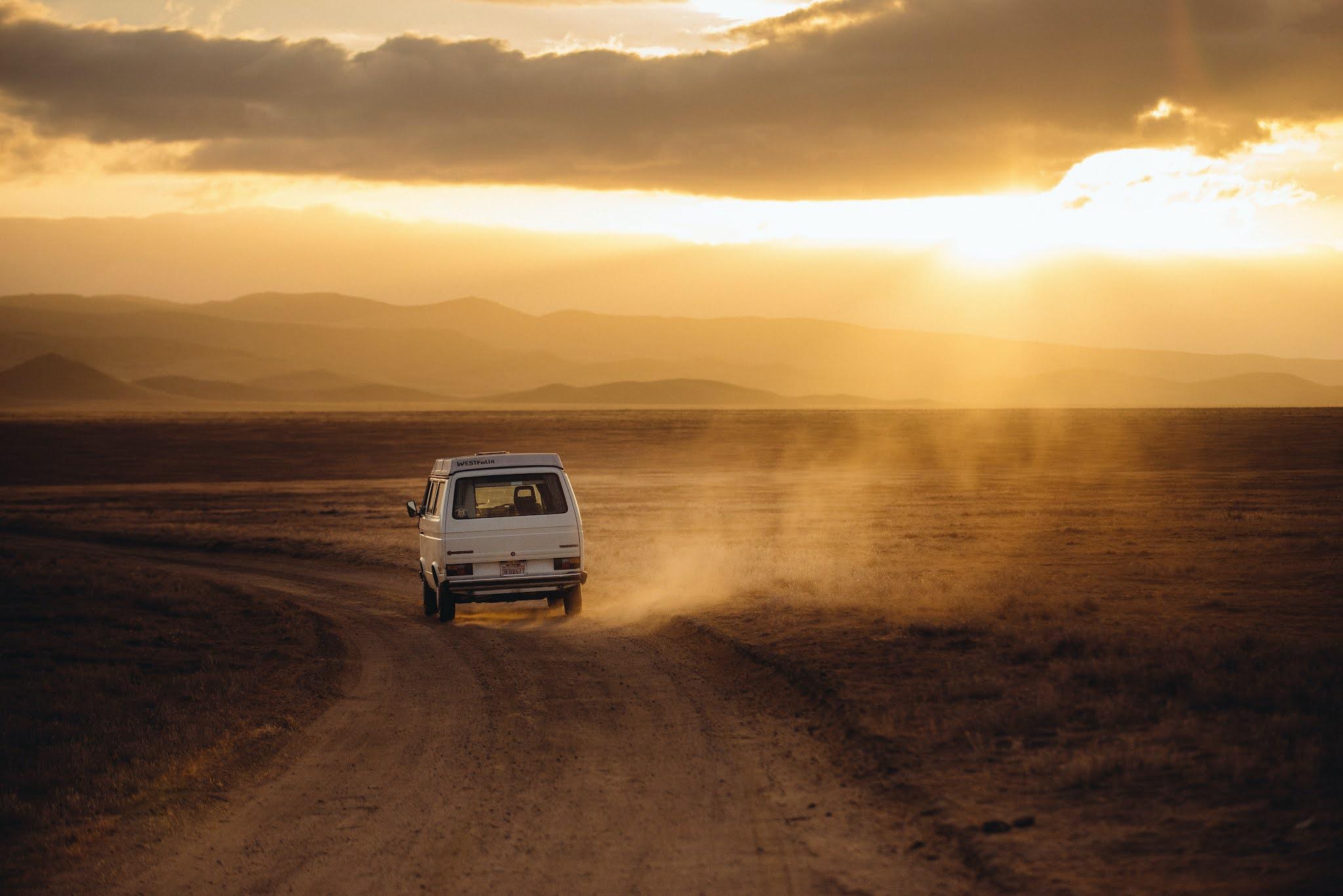 American Dust, Richard Brautigan