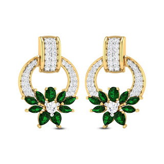 Zaamor Diamond Earrings
