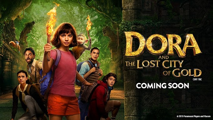 Watch Dora and the Lost City of Gold (2019)