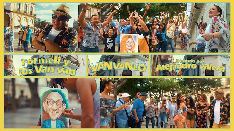Los Van Van - ¨Vanvaneo¨ - Videoclip - Director: Alejandro Valera. Portal Del Vídeo Clip Cubano