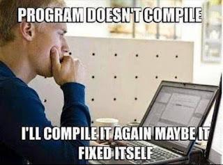Compiling Code Meme