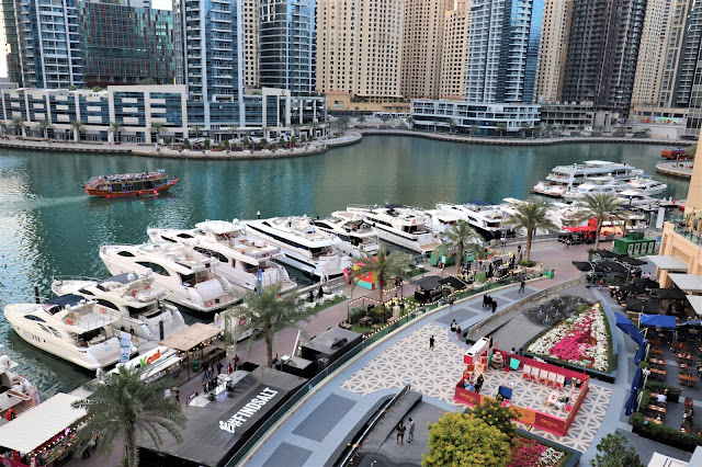 #TheLifesWayCaptures - Dubai Marina Walk #Dubai #UAE - #PhotoReviews