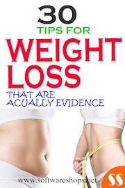 30 TIPS FOR WEIGHT LOSS THAT ARE ACCUALLY EVIDENCE