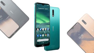 مواصفات وسعر هاتف Nokia 2.3