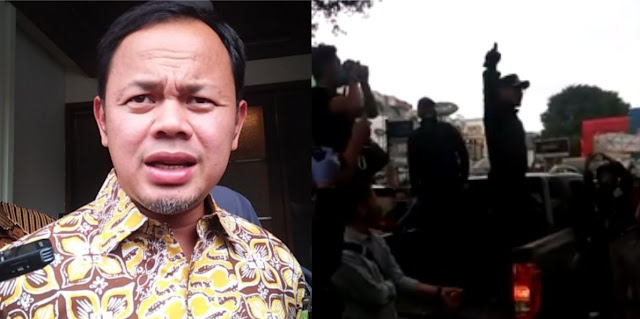 Teriak-teriak di Atas Mobil, Bima Arya Disoraki Pedagang Nagih BLT, Ini Videonya