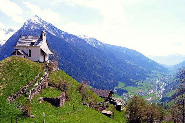 Curiosità sulla Val Passiria