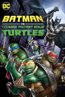 Batman vs. Teenage Mutant Ninja Turtles (2019) Bluray