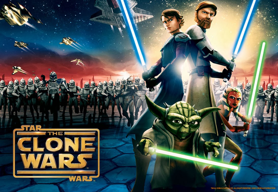Image result for the clone wars movie